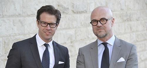 Markus Haefeli und Peter Schroeder